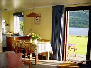 Self Catering Cottage Rahoy Morvern Ardnamurchan on West Coast of Scotland